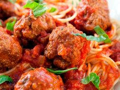 Whether they're served on top of spaghetti, stuffed into heroes or eaten alone in bright tomato sauce, these traditional balls ofmeat and amped-up varieties are inherently comforting.
