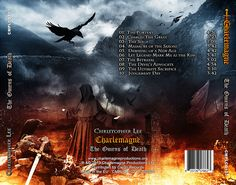 charlemagne the omens of death | Christopher Lee: Charlemagne - The Omens Of Death CD