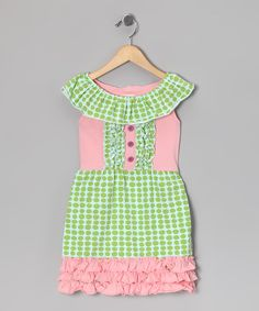 Cotton Candy Maddie's Dress (cotton 48)