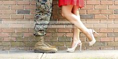 #marines #couples #engagement   ©Hannah Marie Photography