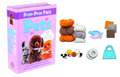 Create some adorable animals with Pop-Pom Pals: Pets!