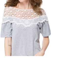 SALE💥🎉HOST PICK 🎉Gorgeous Cutout Crochet Cape🔹 Gorgeous Top! Dress it up with a pair of heels or Style Casual With Flats. Price Firm Unless Bundled. Tops Tees - Short Sleeve