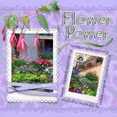 International Flower and Garden Festival - MouseScrappers.com