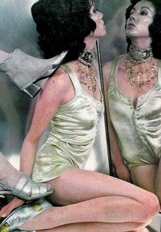 Moyra Swan by David Montgomery, 1970.