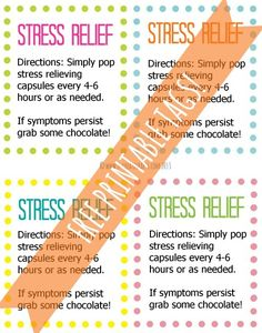 Creative And Inexpensive Tips: Stress Relief For Teachers Yoga Poses stress relief diy sugar scrubs.Anxiety Artwork Alice In Wonderland anxiety truths intj.Stress Relief Ideas How To Make. Stress Relief Gifts, Work Stress, Stress Ball, Staff Appreciation, Nurses Week, Work Humor, White Elephant Gifts, Gag Gifts, Bubble Wrap