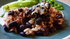 Mexican Bean and Rice Casserole » Healthy Lunch Ideas