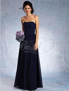 Alfred Angelo Bridesmaids Spring 2015 - Style 7324 Floor Length