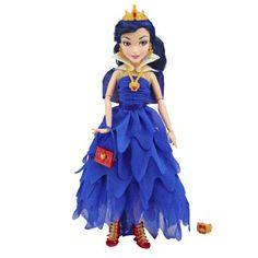 Boneca Disney Descendants Vilã Evie Coroação - Hasbro