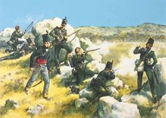 What the Riflemen did best