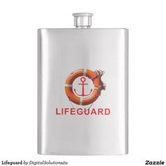 Lifeguard Flask