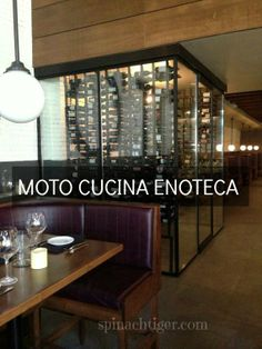Moto Cucina Enoteca in Nashville. Great Italian food.