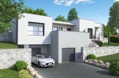 Faire construire une maison design