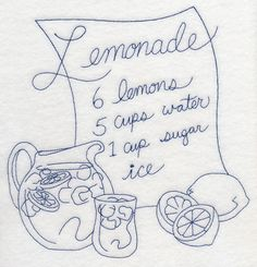Lemonade (Bluework)