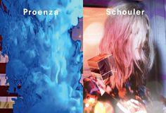 Proenza Schouler seapunk