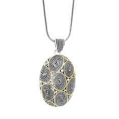 MODELO: B-MXCL1449 PZA: Collar DESCRIPCION: Collar con baño de rodio y oro. #joyería #collar #fashion #followus #necklace.