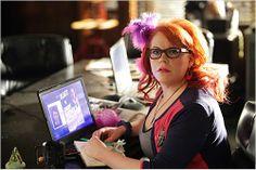 Kirsten Vangsness from Criminal Minds