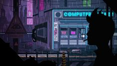 Musicvideo: COMPUTER CORNER by Valenberg (art) and Amplitude Problem (music) BLUEBOTSDOTS | BANDCAMP | DEVIANTART | FACEBOOK