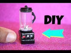 DIY Miniature Blender - YouTube                                                                                                                                                                                 More