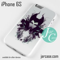 Maleficent Art Phone case for iPhone 6/6S/6 Plus/6S plus