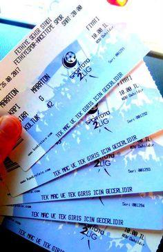 Lucky Tickets! #Fethiyespor v Hacettepe Spor
