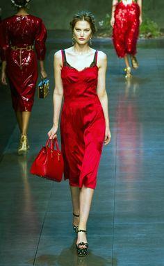 Dolce&Gabbana s/s 2014 Milano FW
