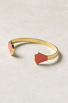 Enameled Tab Cuff #anthropologie http://www.anthropologie.com/anthro/product/jewelryaccessories-shopjewelry/24745416.jsp