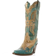 Women's Western Corral Boots