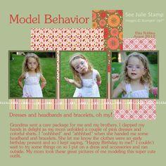 Robbins - Eliza - Model Behavior
