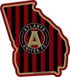 atlanta united mls logo - Google Search✖️FOSTERGINGER AT PINTEREST ✖️ 感謝 / 谢谢 / Teşekkürler / благодаря / BEDANKT / VIELEN DANK / GRACIAS / THANKS : TO MY 10,000 FOLLOWERS✖️