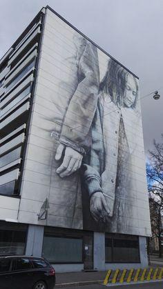 Guido van Helten street art