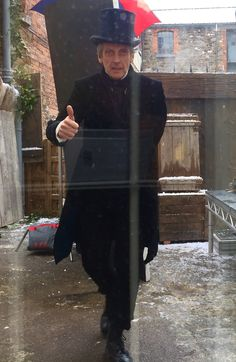 Series 10: Block 2 Filming Begins   Doctor Who TV