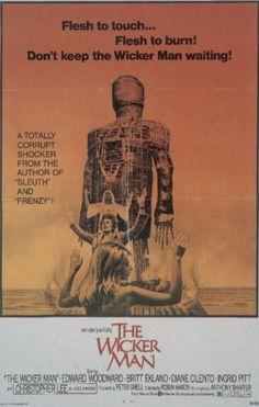 The Wicker Man - THE ORIGINAL.  The remake sucks.