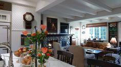 phenomenal, open plan kitchen and family room