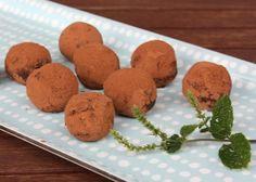 Domáce truffle, recept   Naničmama.sk