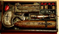 Miniature Wraith Hunting Case - http://www.merrylinmuseum.com/miniature-wraith-hunting-case/