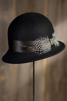 7efc2f41551 Women s Vilma Goorin Brothers Wool Cloche Hat by Overland Sheepskin Co.  (style 79792)