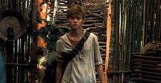 "Thomas Brodie-Sangster as Newt in ""The Maze Runner"" Maze Runner Thomas, Newt Maze Runner, Maze Runner Movie, Maze Runner Trilogy, Maze Runner Series, James Dashner, Thomas Brodie Sangster, Minho, Wattpad"
