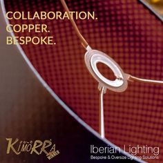 We love to collaborate. How good does Kimorra® look on the inside of this stunning Iberian Lighting lamp shade! Available in 3 colourways. Lighting Solutions, Lamp Light, Collaboration, Shades, Personalized Items, Sunglasses, Eye Shadows, Draping