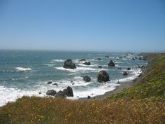 Loved visiting Bodega Bay, California with my hubby. Places To Travel, Places To See, Places Ive Been, Bodega Bay California, Fort Bragg, Sonoma County, Color Themes, Bay Area