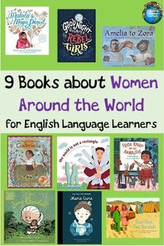 Books that entice students to read, learn about powerful and influential women, and also read ESOL students is great for both reading and writing in classrooms. Will definitely be in my classroom library! Reading Resources, Reading Strategies, Reading Activities, Reading Fluency, Teaching Reading, Learning, Winter Thema, English Language Learners, Language Arts