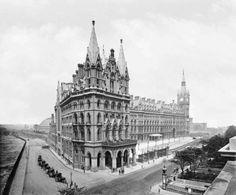 St Pancras 1876