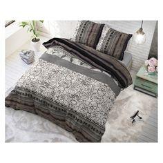 Bavlnené posteľné obliečky, ktoré Vám prinášame, vnesú do Vašej spálne originálny dizajn a kvalitne spracované materiály. Nechajte sa okúzliť. Taupe, Comforters, Mosaic, Blanket, Vintage, Shopping, Furniture, Home Decor, Website