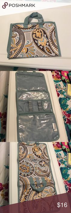 Hanging jewelry case. Never used. Clean. No marks. No stains. Bags Travel Bags