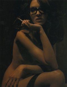 bleachyourself: Mariacarla Boscono by Inez & Vinoodh