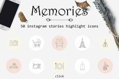 you will get: ♥ ai - 1 file with 50 highlight icons ( ver. need help? do not hesitate to contact me: Best Instagram Stories, Instagram Tips, Instagram Story Template, Instagram Templates, Icon Collection, Instagram Influencer, Freelance Graphic Design, Instagram Highlight Icons, Story Highlights