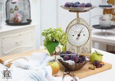 """Hello UK: Pie mit Äpfeln, Zwetschgen und Haselnüssen. Mein Buch """"lovely Backen und Dekorieren mit Herz"""". make life lovely, AnnaLISA - LISA LIBELLE"""