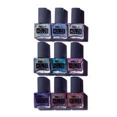 NCLA holographic collection: grab some stunning holo nail polish @ shopncla.com