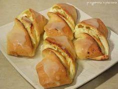 Przyjemność z pieczenia: Bułki drożdżowe z serem Stand Mixer Recipes, Pretzel Bites, Bread, Baking, Vegetables, Cakes, Buns, Food, Cake Makers