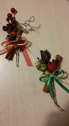 Christmas Wreaths, Embroidery, Bracelet, Silk, Holiday Decor, Flowers, Fabric, Crafts, Jewelry
