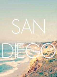 San Diego. (September '15)